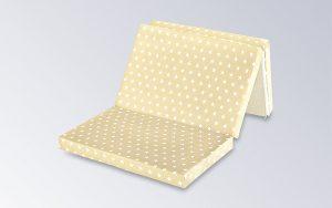 Migliori materassi pieghevoli per bambini