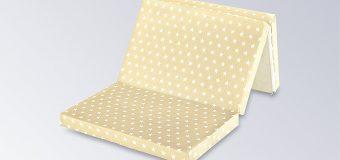 Migliori materassi pieghevoli per bambini: quale comprare?
