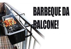 Migliori barbecue da balcone