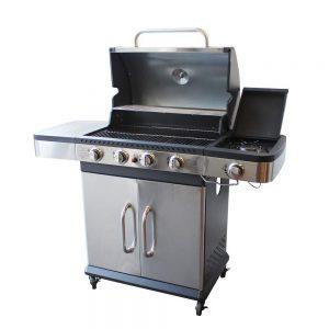 Migliori barbecue da campeggio a gas economici