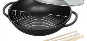 Migliori pentole wok con coperchio: quale comprare?