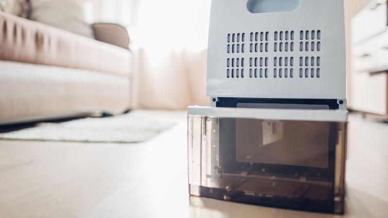 deumidificatori per eliminare l'umidità in casa