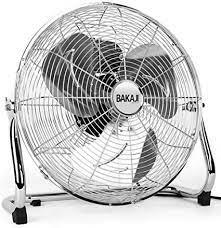 Ventilatore in acciaio